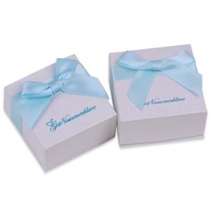 Personalize Monogram Bracelet & Monogram Necklace Set In Rose Gold