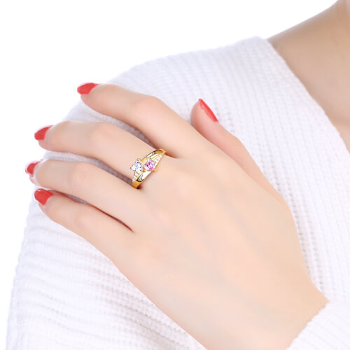 birthstone ring