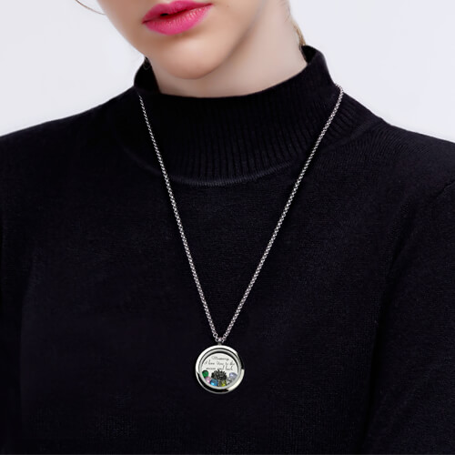 locket pendant