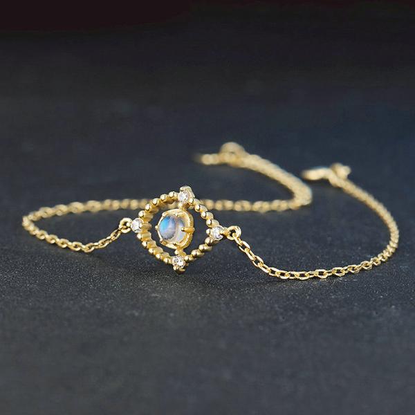moonstone Bracelet for wife