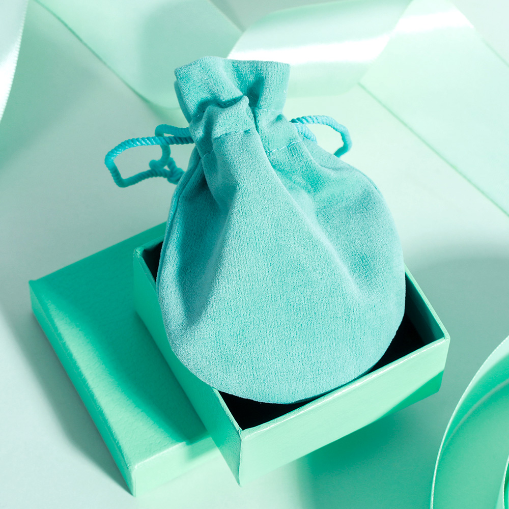 Gift Box with Velvet Pouch
