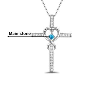 cross necklace